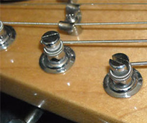 Electric Guitar Tuning Pegs