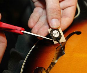 Guitar Tuning Pegs Repair